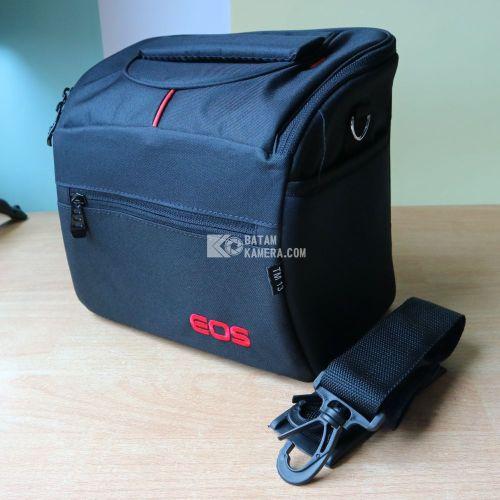 Jual Tas Kamera Canon Slempang Untuk DSLR di Batam