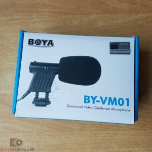 Jual Mic Kamera Boya BYVM01