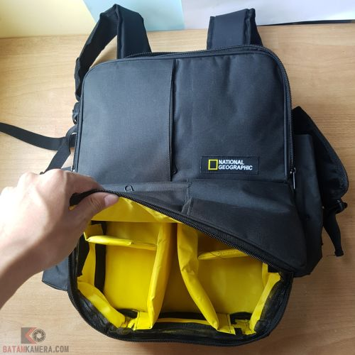 Tas Kamera Ransel National Geographic (CH)