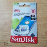 Sandisk Ultra microSD Class 10 48MB/s 32GB