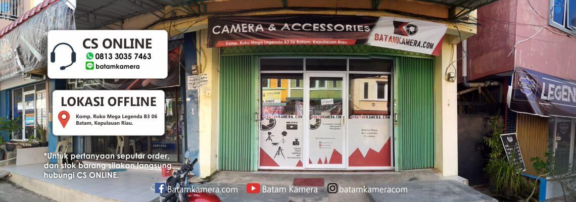 Batamkameracom Pusat Jual Beli Kamera Second dan Aksesoris Termurah di Batam Kepulauan Riau