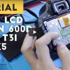 Tempat Service LCD Kamera di Batam