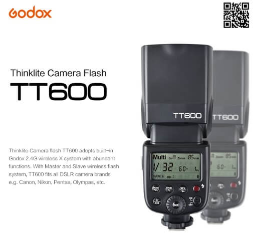 Jual Flash Godox Batam