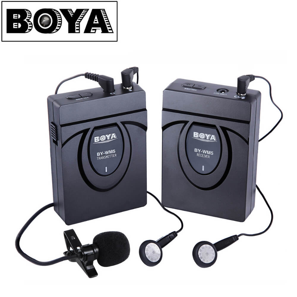 Boya Wireless Mic BY-WM5