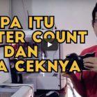 Tutorial Cara Mengecek Shutter Count Oleh Batamkameracom