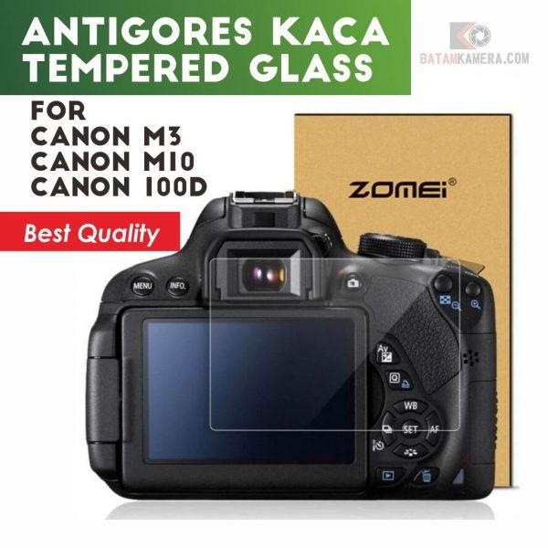 Screen Guard Canon EOS M3 M10 100D
