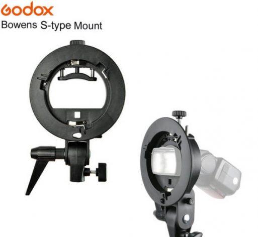 Jual Godox S Type Holder Softbox Batamkamera