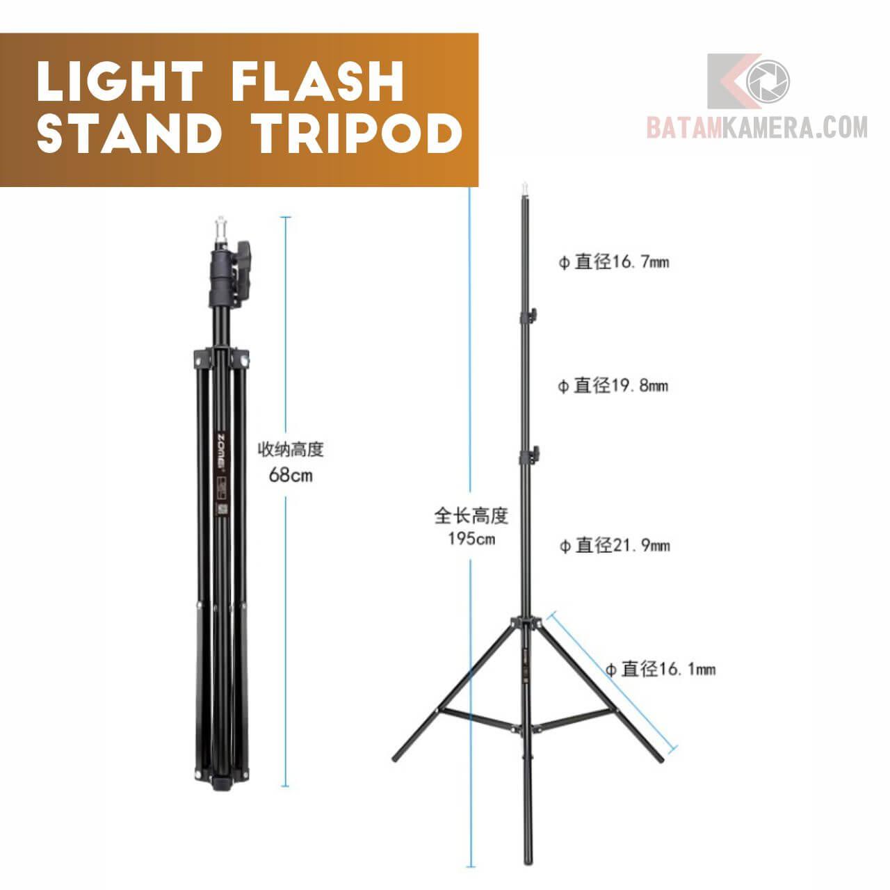 Jual Stand Lampu Studio Batam