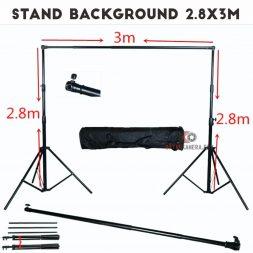 Jual Stand Background Studio Murah di Batam Batamkameracom