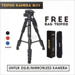 Jual Tripod Kamera Zomei Q111 Batamkameracom