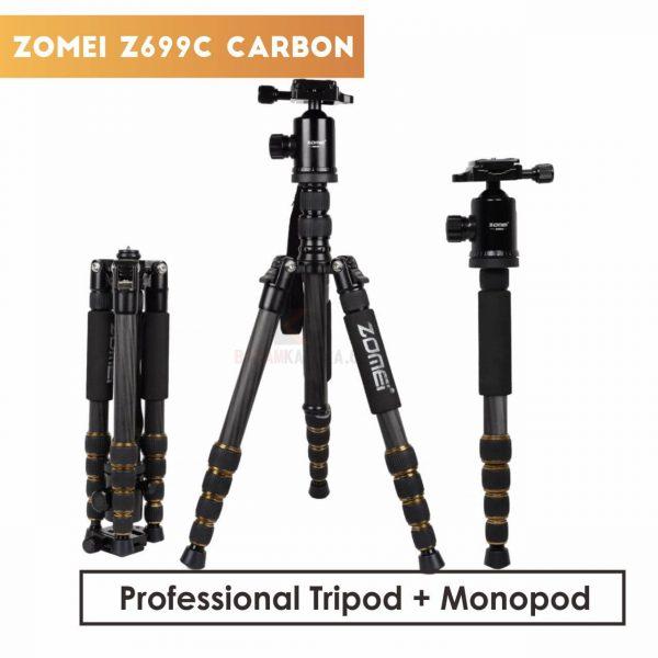 Jual Tripod Carbon Z699C Batamkamera