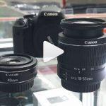 Perbedaan Hasil Lensa Fix 40mm Versus Lensa Kit 18-55