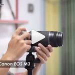 Canon EOS M3 Pake Lensa Tele EF 75-300 III
