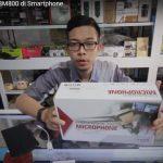 Review Hasil Mic BM800 Condensor
