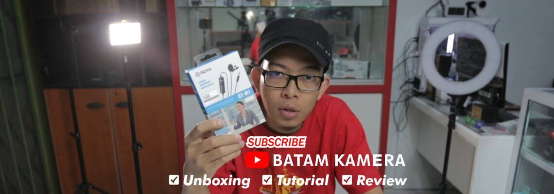 Youtuber Kamera di Indonesia