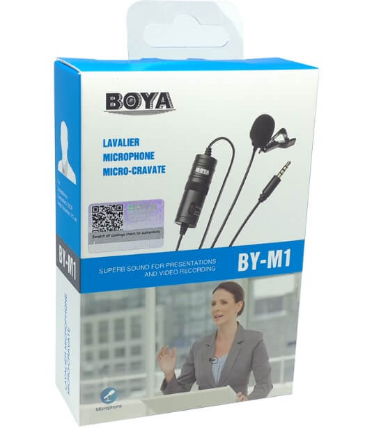 Mic Clip On Batamkamera