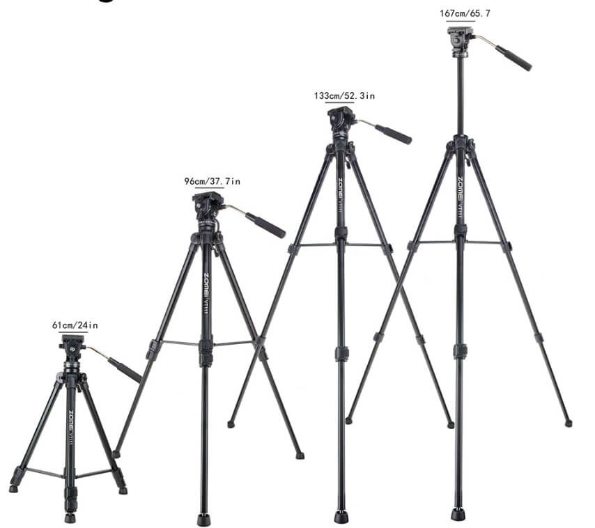 Tripod Video Berkualitas