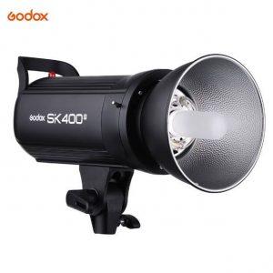 Jual Lampu Studio di Batam Godox SK400 II