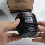 Unboxing dan Review Lensa Yongnuo 50mm F1.8 II Canon