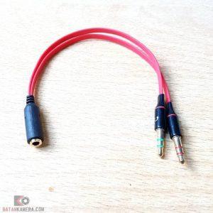 Splitter Audio TRRS