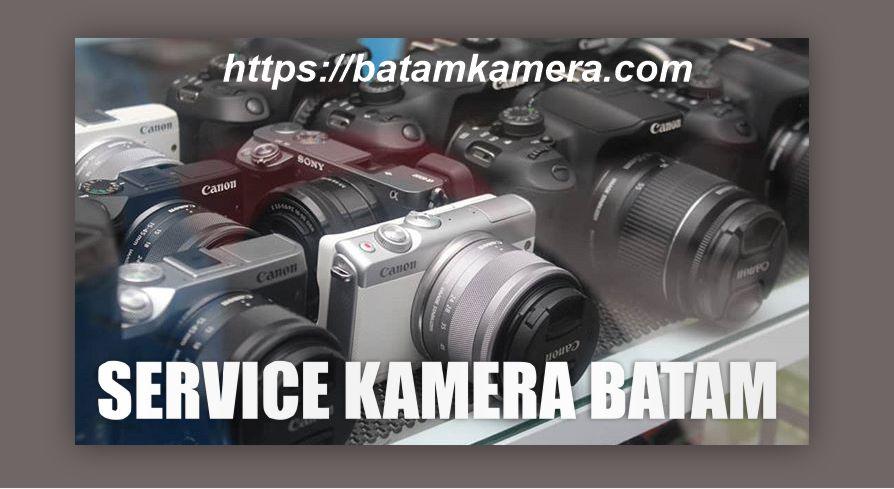 Service Kamera Canon di Batam Kepulauan Riau
