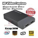 Alat Buat Live Streaming HD Video Capture Ezcap 261M