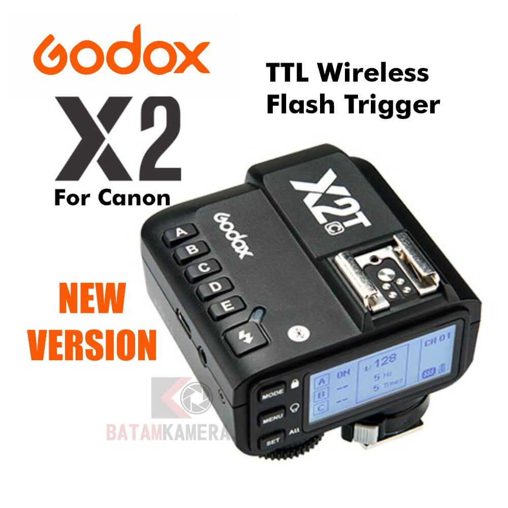 Jual Trigger Godox X2TC Batamkamera