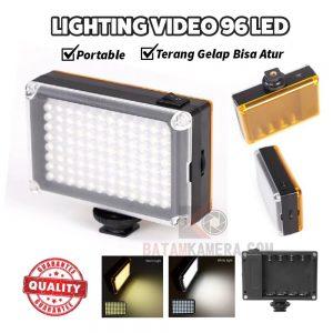 Jual Lampu Video Murah Batam Kamera
