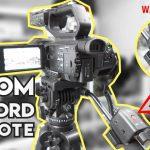 Jual Remote Lanc Sony dan Panasonic Termurah Batam