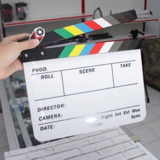 Jual Clapper Board Film di Batam