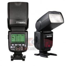 Jual Flash Eksternal Kamera Canon Godox TT685C