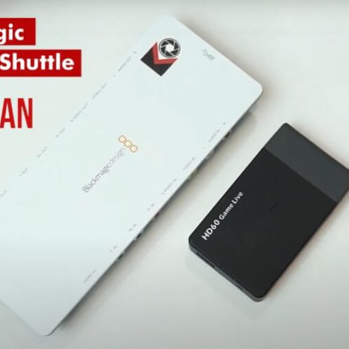 Perbedaan Hasil Capture Card Blackmagic Intensity Shuttle VS EZCAP 261M