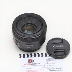 Jual Lensa Fix Canon Batam