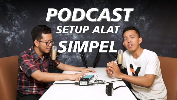 Cara Setup Membuat Podcast Portabel Batamkameracom