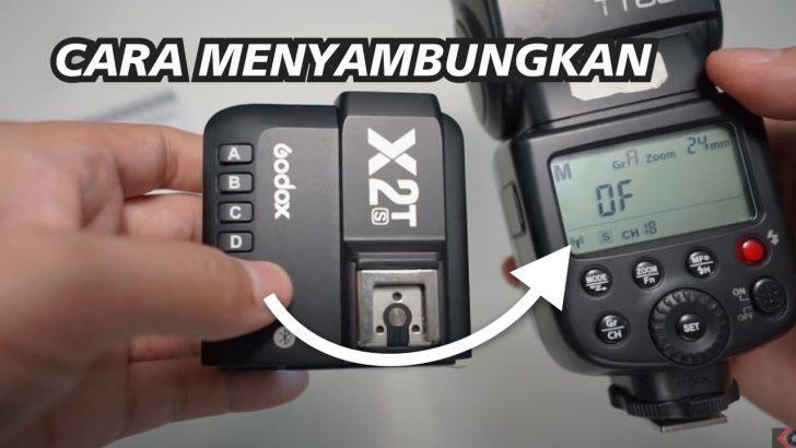 Cara Menggunakan Trigger X2T Godox