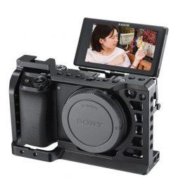 Cage Small Rig Sony Camera Batam Kamera