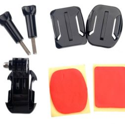 Jual Mounting Helm Action Camera Batam